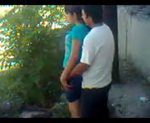 Узбеки прямо на улице потрахались в одежде UZBAK.RU