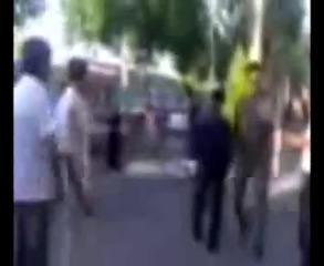 Узбечку насильно заставили отсосать член и голую выставили на улицу UZBAK.RU